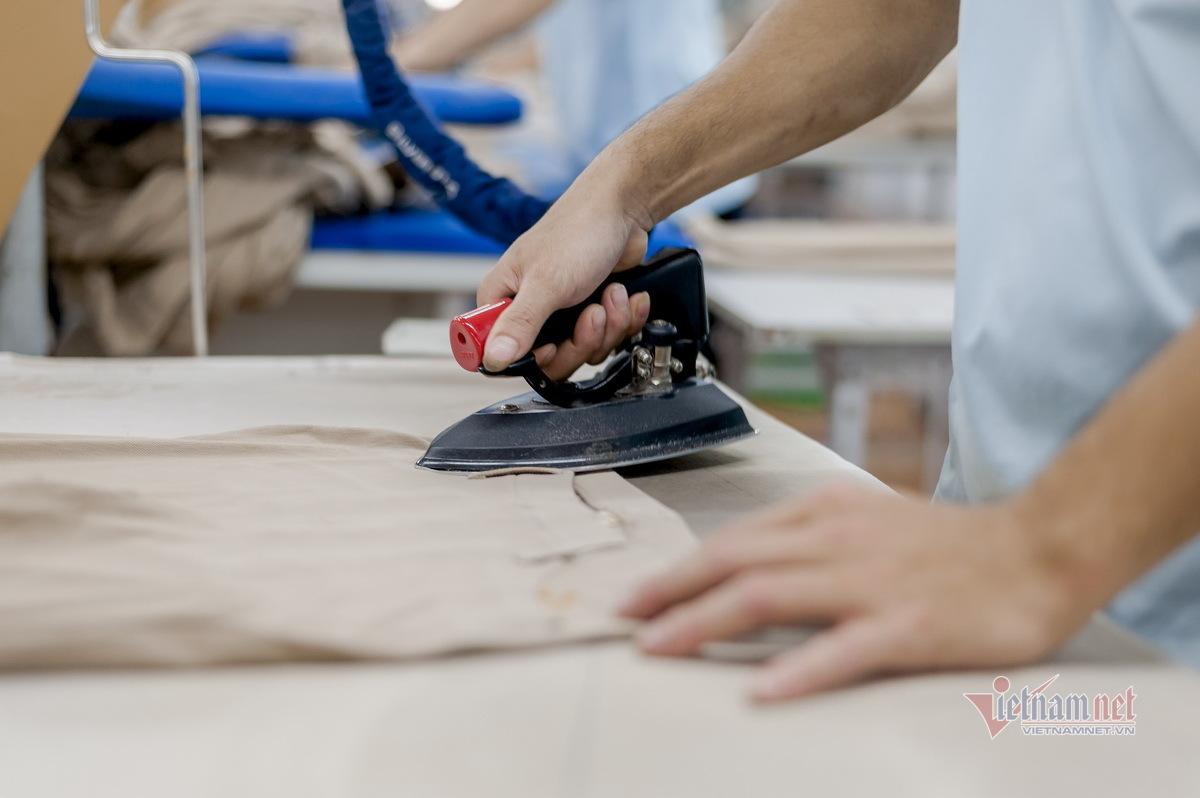 Lượng đơn hàng dệt may tăng 15 - 20%