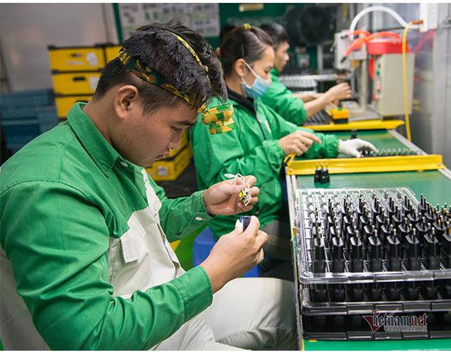 Cơ hội trở thành công xưởng sản xuất của thế giới