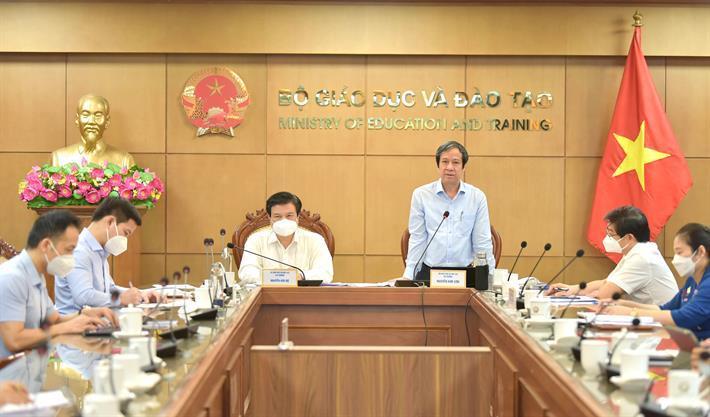 TP.HCM dự kiến khai giảng vào giữa tháng 9