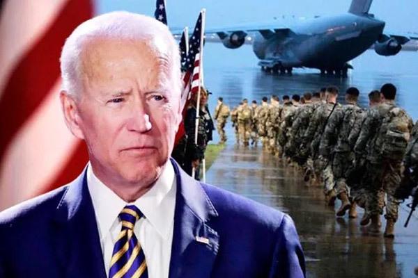 Thách thức bất ngờ từ quyết định rút quân khỏi Afghanistan của ông Biden