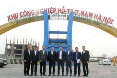 Tập đoàn N&G hợp tác với Hàn Quốc phát triển công nghiệp hỗ trợ