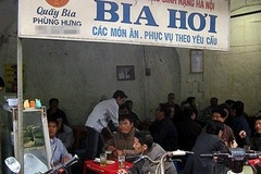 Hanoi among world's top 10 best cities in which to drink beer
