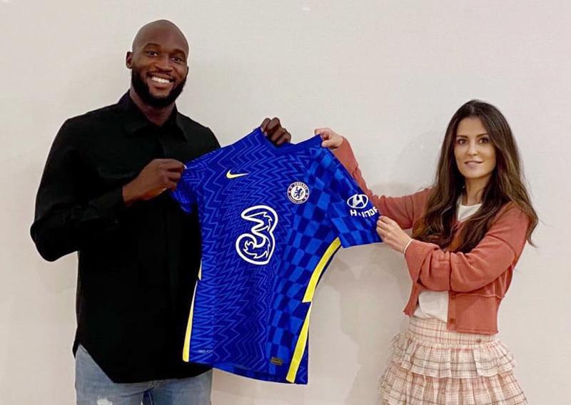 Chelsea công bố 'bom tấn' 97,5 triệu bảng Lukaku