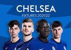 Lịch thi đấu của Chelsea ở Ngoại hạng Anh 2021-2022