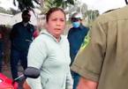 Bắt giam người phụ nữ đánh công an khi chồng bị lập biên bản vi phạm