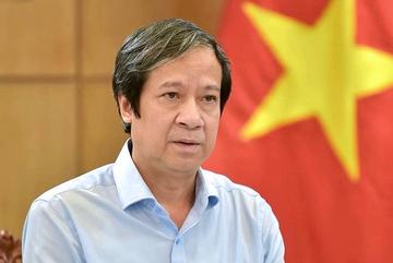 Bộ trưởng Nguyễn Kim Sơn: Cần chấm dứt việc học theo Văn mẫu