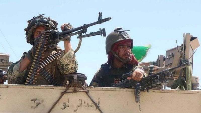 Điều gì đã xảy ra với lực lượng quốc phòng Afghanistan?