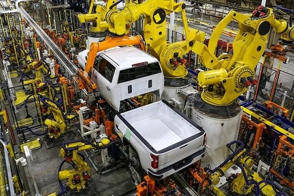 Mỗi ngày có 1.000 chiếc xe của GM đang đợi chip để hoàn thiện