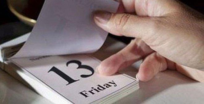 Sự thật về thứ 6 ngày 13, những điều nên và không nên làm