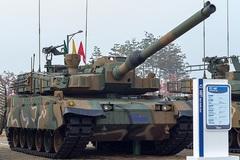 """Sức mạnh xe tăng """"báo đen"""" trong biên chế lục quân Hàn Quốc"""