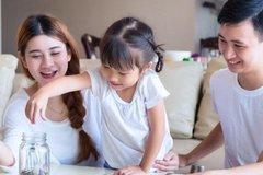 Lợi ích không ngờ từ việc cha mẹ tranh luận trước mặt con trẻ