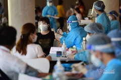 17h ngày 13/8: Quỹ vắc xin tăng thêm 1 tỷ, đạt 8.570 tỷ đồng