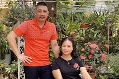 Đời tư ít biết của bà Sa 'Hương vị tình thân' với người chồng làm cảnh sát