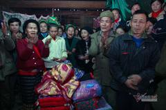 Tập tục cưới hỏi của người Thái đen Nậm Giải:  Bớt khắt khe, vẫn duy trì tục ở rể vài năm để làm lụng, trả ơn