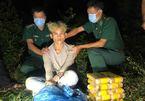 Bắt thanh niên 10X mang 60.000 viên ma túy qua khu vực biên giới