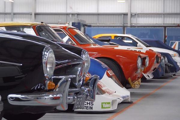 Bộ sưu tập toàn siêu xe F1 khủng của CEO McLaren Racing