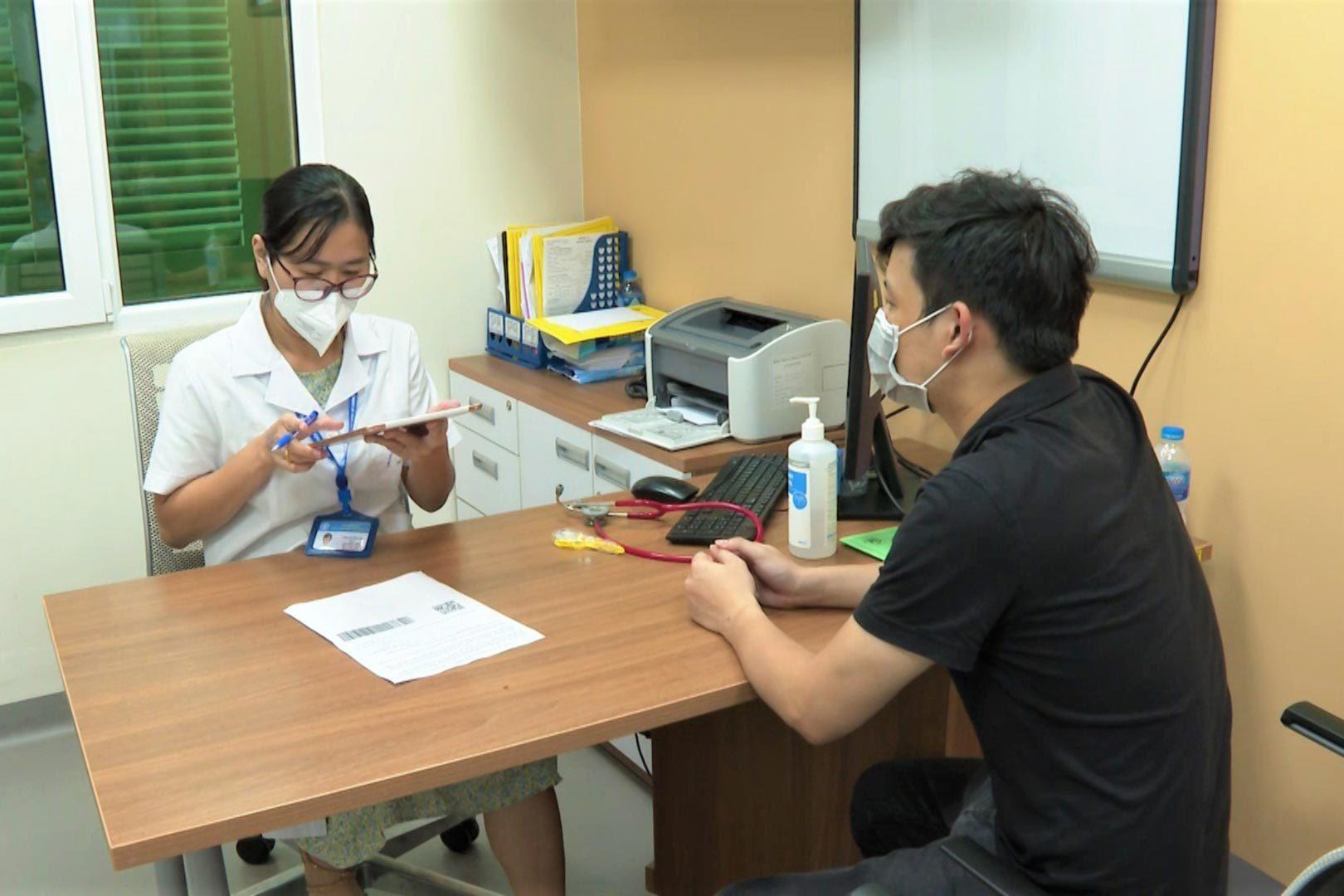 Trải nghiệm hệ thống quản lý tiêm chủng E-vaccine đang được Bộ Công an thí điểm
