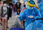 Hà Nội tiếp tục lấy 1 triệu mẫu xét nghiệm diện rộng cho 13 nhóm nguy cơ cao