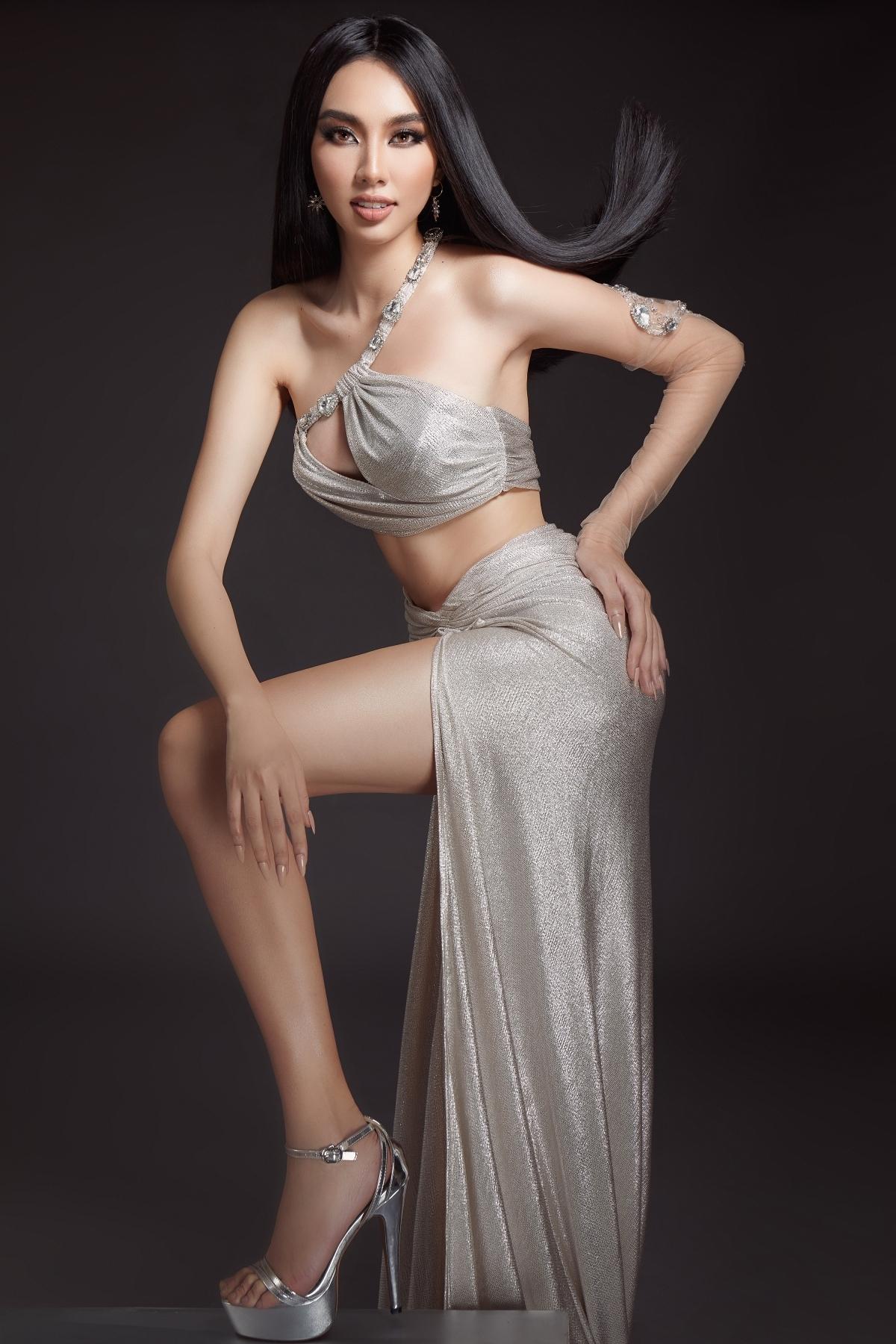 Thuy Tien represents Vietnam at Miss Grand International 2021