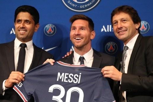 Messi không thể vô địch Cúp C1 với PSG