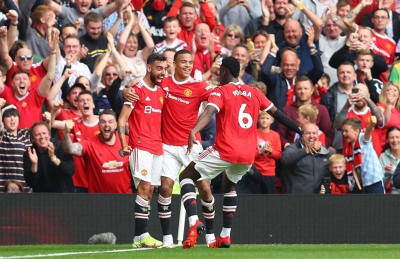 Kết quả bóng đá Ngoại hạng Anh vòng 1: MU khởi đầu như mơ