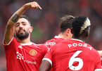 Pogba lập kỷ lục poker kiến tạo, MU thắng 5 sao ra quân Premier League
