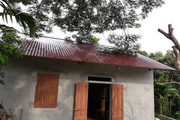Ngôi nhà mơ ước ở Thái Nguyên đã hoàn thành