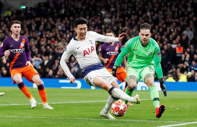 Tottenham vs Man City: Cản bước nhà vô địch
