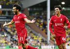 Hàng công bùng nổ, Liverpool khởi đầu như mơ