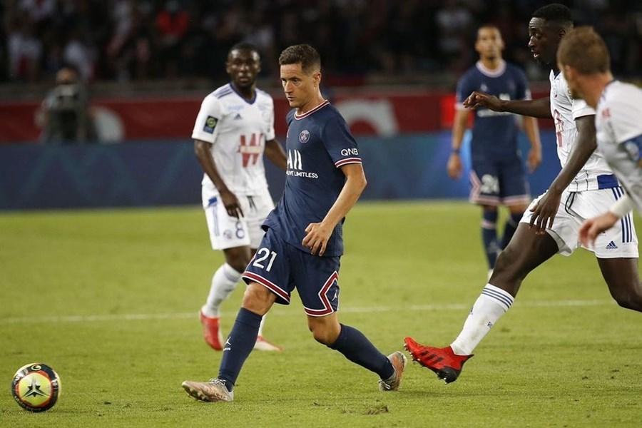 Mbappe lập công, PSG thắng to mừng đón Messi