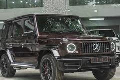 Mercedes sắp dừng bán G 63, Maybach GLS 600 và nhiều mẫu xe V8 tại Mỹ