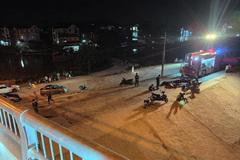 Nhóm công nhân đi mò trai trên sông Thương, 2 người tử vong