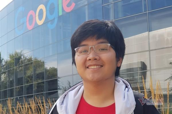 9X Việt ở Google bật mí cách xin việc khi còn đi học