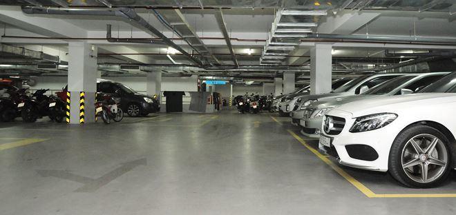 Từ hôm nay, chỗ để xe của chung cư áp quy định mới