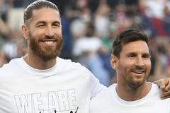 PSG sai lầm ký Sergio Ramos