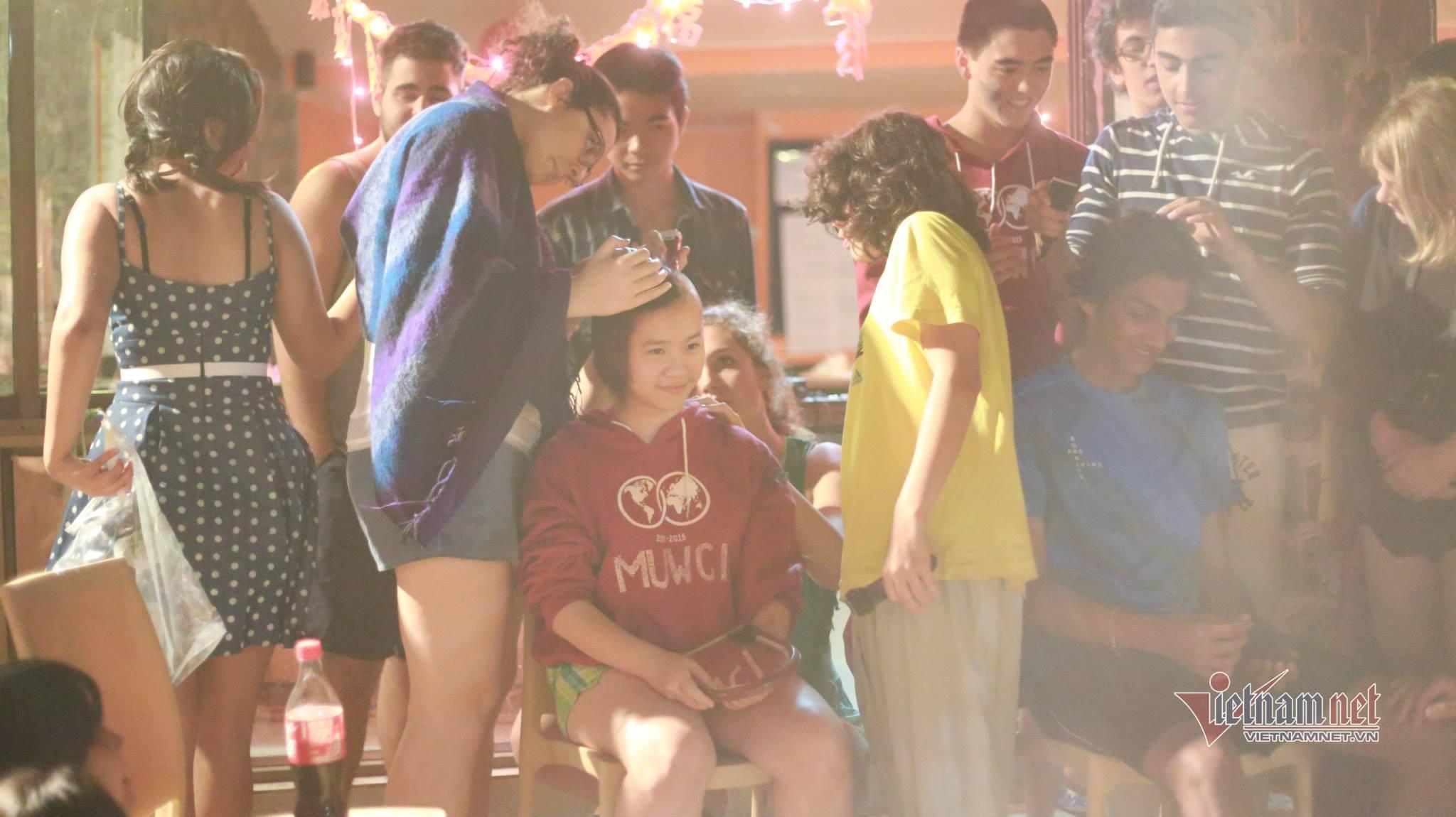 Trường học Ấn Độ 'hút hồn' nữ sinh chuyên Anh ở Hải Phòng