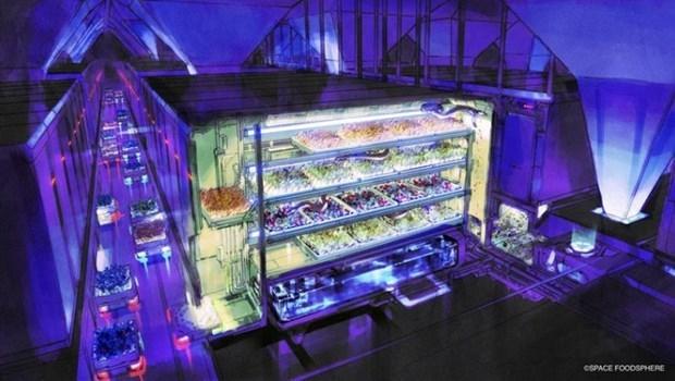Nhật Bản nghiên cứu sản xuất thực phẩm trên Mặt Trăng