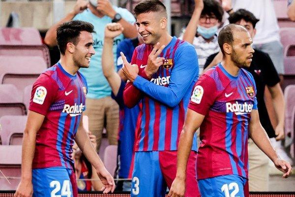 Pique: Barca có thể đua tranh các danh hiệu mà không cần Messi