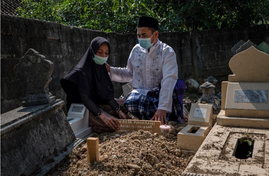 Vì sao nhiều trẻ em Indonesia tử vong vì Covid-19?