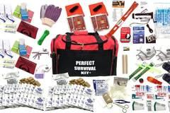 Chuẩn bị túi dự phòng trong trường hợp phải ra khỏi nhà khẩn cấp