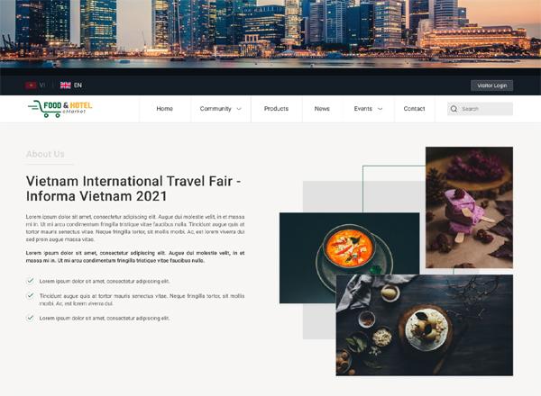 CMC TS và Informa Markets Vietnam ra mắt nền tảng giao thương trực tuyến