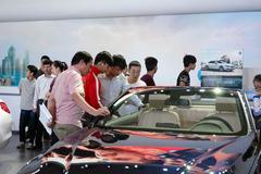 Car sales drop, prices plummet