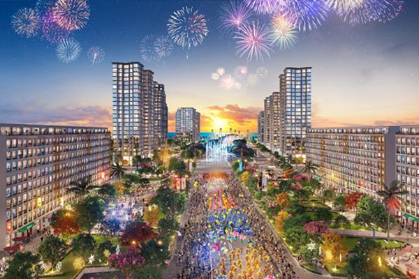Sun World Sầm Sơn - điểm tựa giúp chủ nhân Sun Grand Boulevard 'hốt bạc'