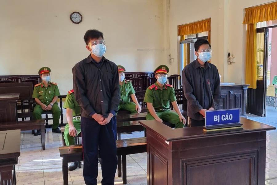 Phạt tù hai thanh niên đánh đại úy công an ở miền Tây
