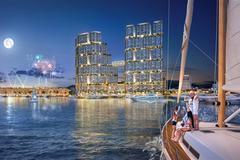 Gợi ý 3 kiểu ban công tạo nên đẳng cấp nghỉ dưỡng bên Vịnh Du thuyền