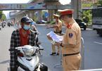 Công an Hà Nội lập 6 tổ liên ngành kiểm soát người ra đường