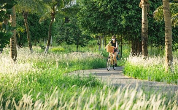 Ecopark - không gian resort 'triệu người mơ' giữa mùa dịch