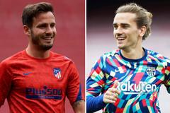 Barca muốn đổi Griezmann lấy Saul Niguez
