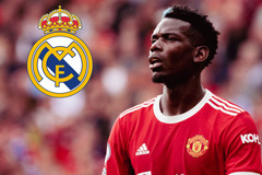 Real Madrid được mời mua Pogba