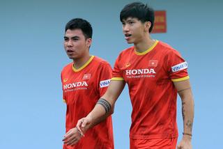Doan Van Hau leaves Vietnam national team because of injury